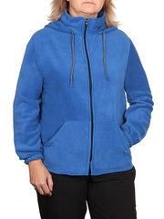 32919-9 толстовка женская, синяя