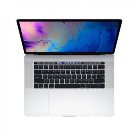 Apple MacBook Pro 15 Retina Touch Bar MV922 Silver (2,6 GHz, 16GB, 256Gb, Radeon Pro 555X)