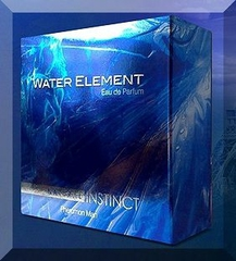 "Парфюмерная вода марки ""Natural Instinct"" муж. ""Water Element"" 100мл"