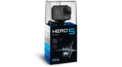 GoPro HERO5 Black CHDHX-501 бокс