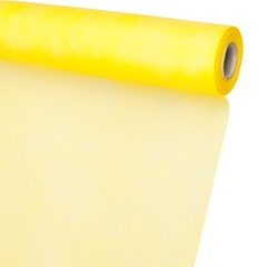 Фетр однотонный желтый 20м*50см