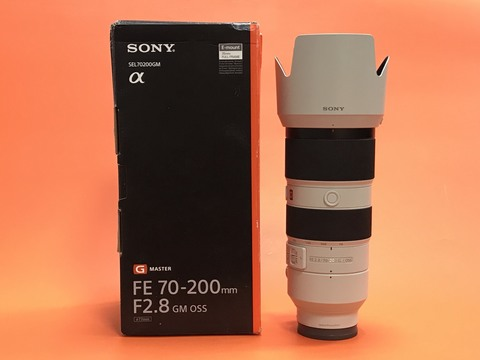 Sony FE 70-200mm f/2.8 GM SEL-70200GM  Гарантия