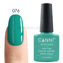 Canni, Гель-лак 076, 7,3 мл