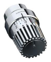 Термостат Oventrop Uni LH 1011469 | Термоголовка Овентроп для радиатора (хром цвет)