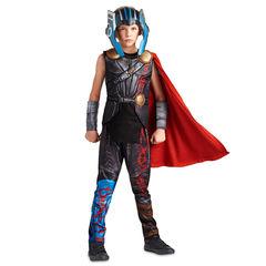 Детский костюм Тора со светящейся маской. Disney