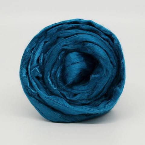 Вискоза для валяния (Троицкая) 2000 Синее море