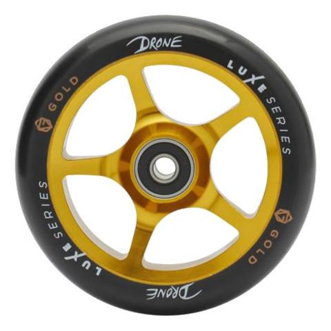 Колесо для самоката DRONE Luxe Series (Gold)