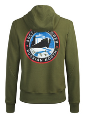 WOMEN'S HOODIE WITH LOGO