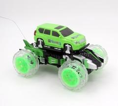 Радиоуправляемый зеленый джип стреляющий дисками - 333-DD01