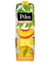 Сок Piko мультифрукт 1,0л