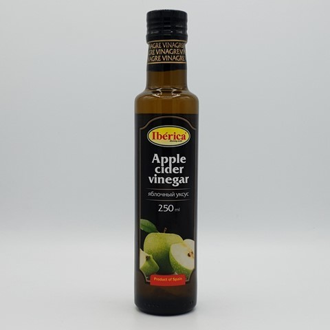 Уксус яблочный IBERICA 5%, 250 мл