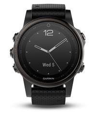 Беговые часы Garmin Fenix 5s Sapphire