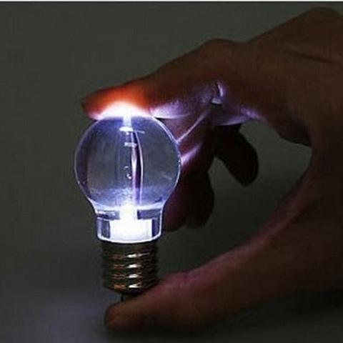 Брелок Лампочка