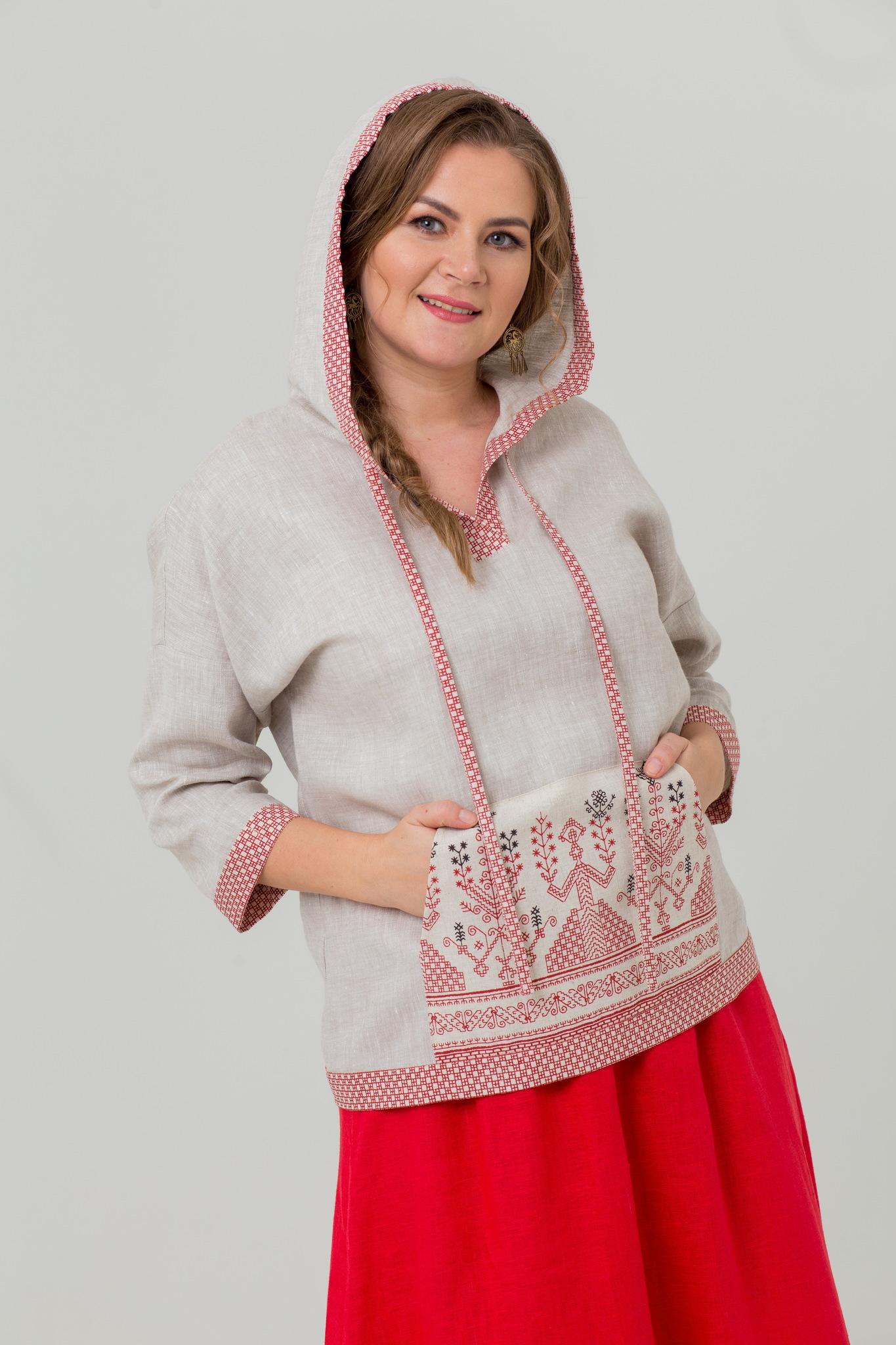 Русская народная блуза Ася купить
