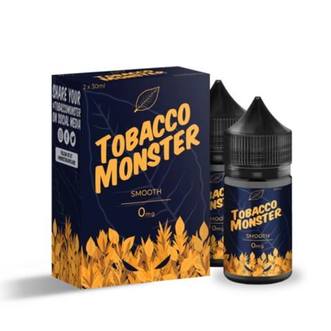 Smooth by Tobacco Monster 30/60мг
