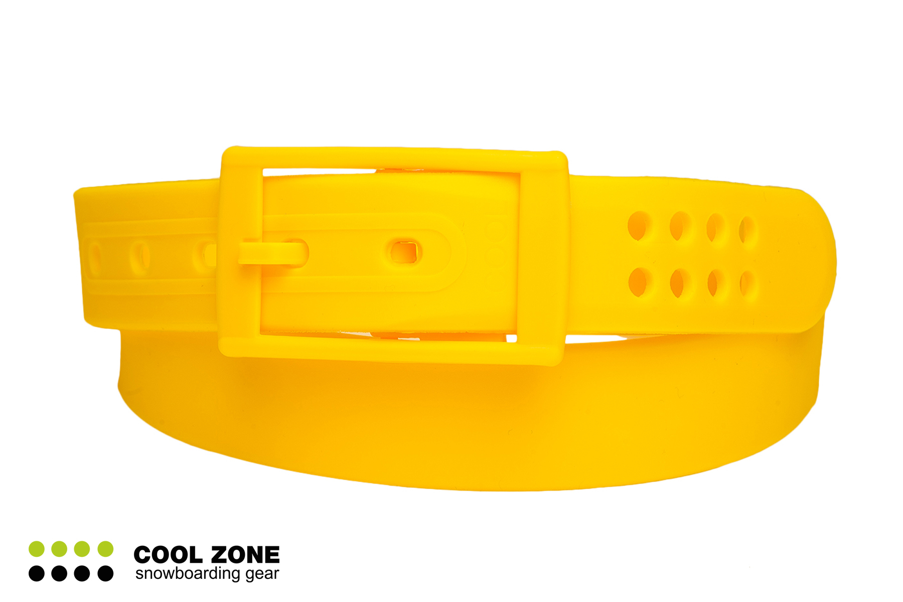 Ремень для комбинезона Cool Zone желтый
