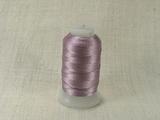 Шелковая нить, толщина 0,33 мм (E), лиловый (1 метр)