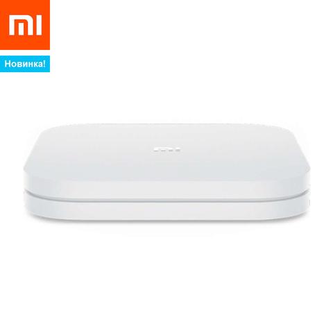 Медиаплеер Xiaomi Mi TV box 4