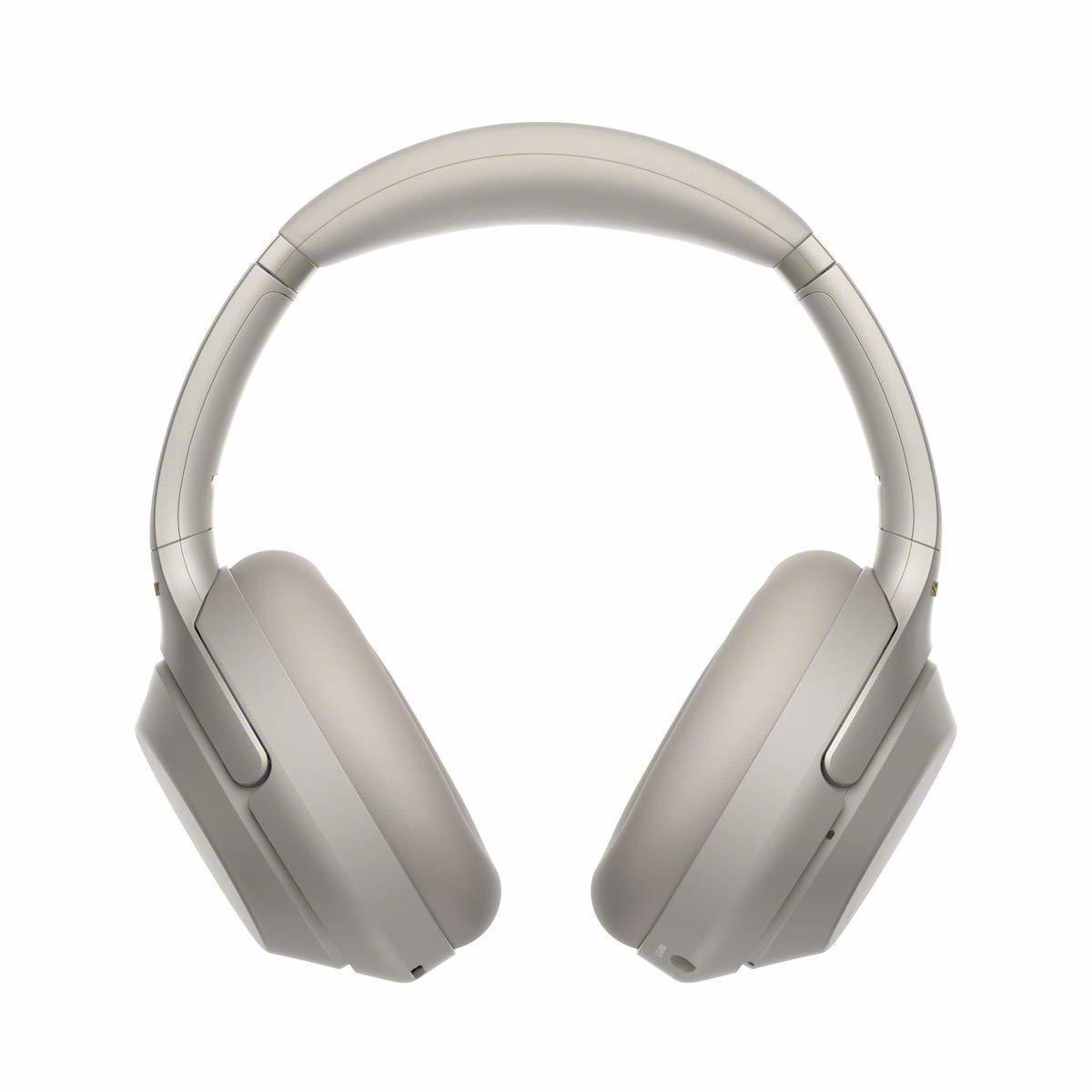 Купить наушники Sony WH1000XM3S серебристые в Sony Centre Воронеж