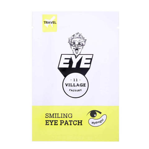 VILLAGE 11 FACTORY Увлажняющие патчи Smilling Eye Patch