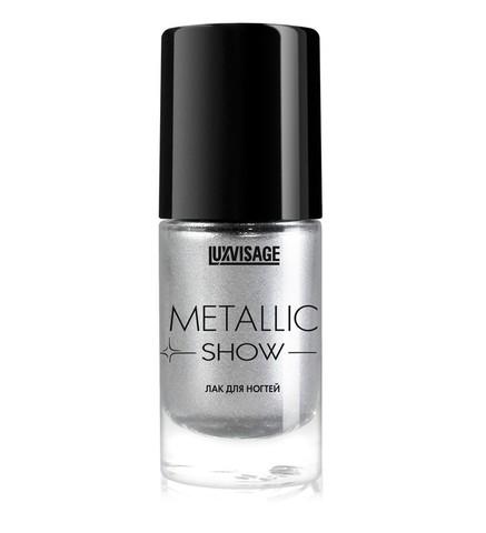 LuxVisage Metallic Show Лак для ногтей тон 301 9г