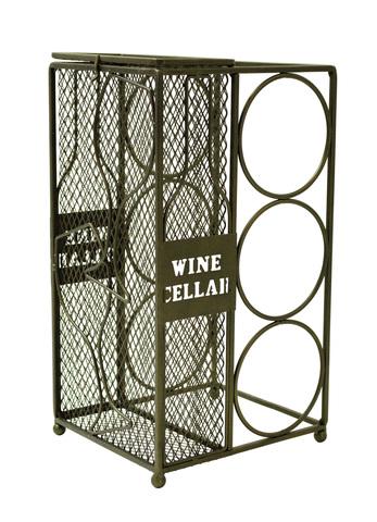 Декоративная емкость для винных пробок и бутылок Boston Warehouse Wine Cellar