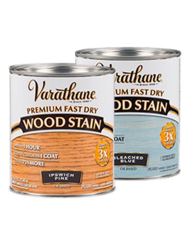 Varathane Fast Dry Wood Stain морилка/быстросохнущее прозрачное масло для дерева