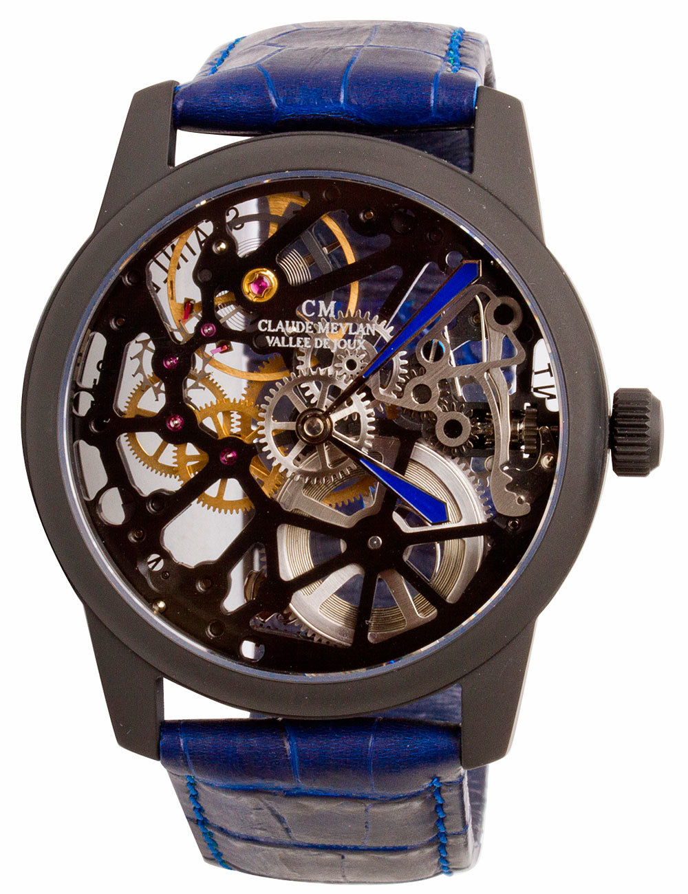 Часы мужские Claude Meylan 6144MB Les Squelettes
