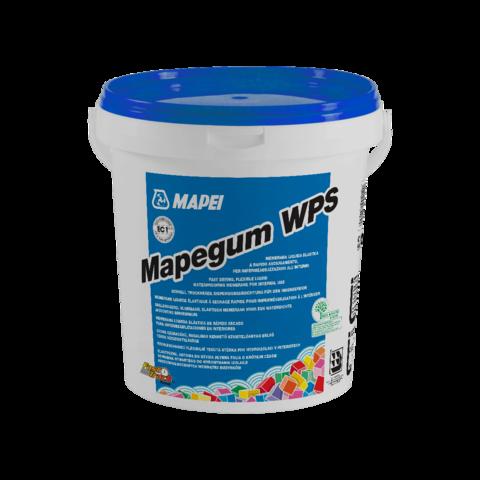 Mapei Mapegum WPS/Мапей Мапегам ВПС быстросохнущая эластичная жидкая мембрана для гидроизоляции внутри помещений