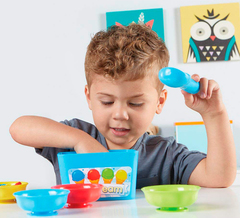 Набор для сортировки Собери мороженое, с карточками Learning Resources