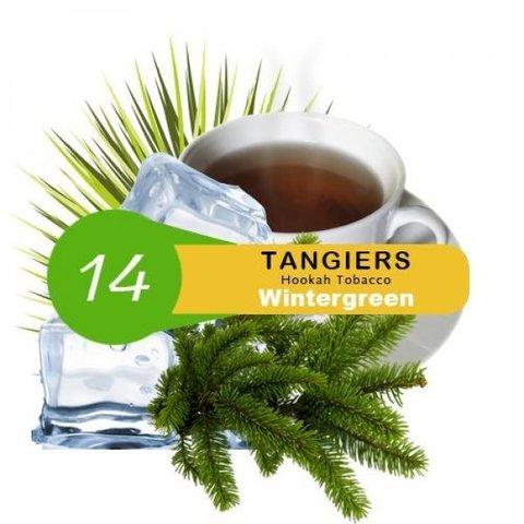 Табак Tangiers Wintergreen T14 (Танжирс Винтергрин) |Noir 20г