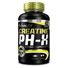 BT Creatine PH-X (210 caps.)