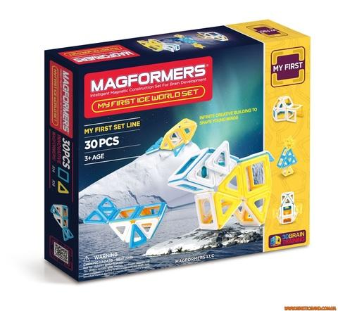 Magformers Мое первое путешествие в снежные края, 30 элементов