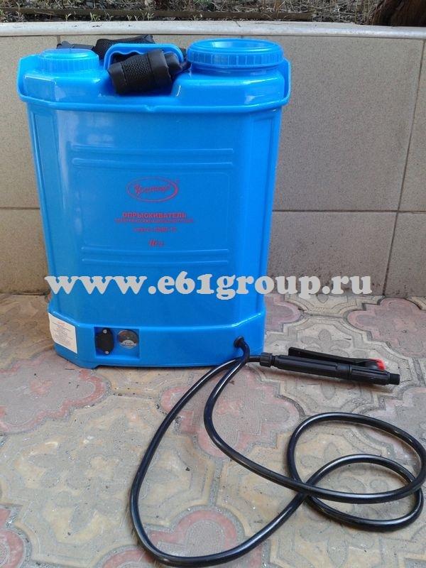 Опрыскиватель электрический Комфорт (Умница) ОЭМР-16 стоимость