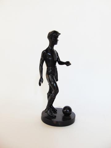 Юный футболист Касли