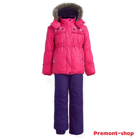 Зимний комплект Premont Пыльное розовое озеро WP91253 PINK