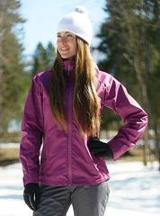 Ветрозащитная мембранная куртка Nordski Motion Iris женская