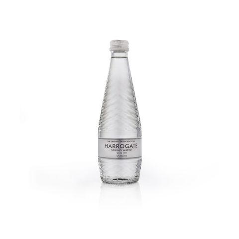 Минеральная вода Харрогейт/Harrogate газированная 330 мл
