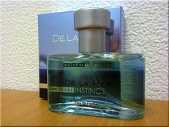 "Парфюмерная вода марки ""Natural Instinct"" муж.""De La Mer"" 100мл"