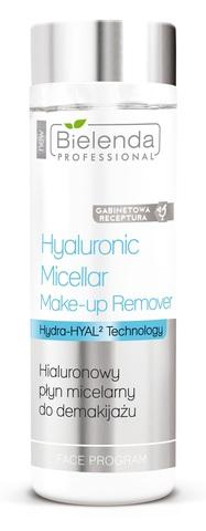 HYDRA-HYAL² TECHNOLOGY Гиалуроновая мицеллярная жидкость для лица, 200 мл