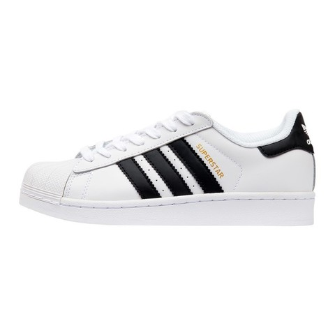 Кроссовки Adidas Superstar White Black C77153