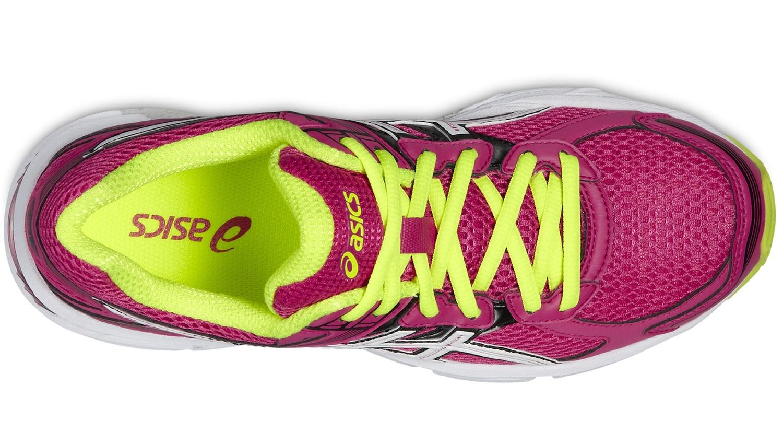 Женские беговые кроссовки Asics Gel Trounce 2 (T4D5N 2001) розовые фото сверху