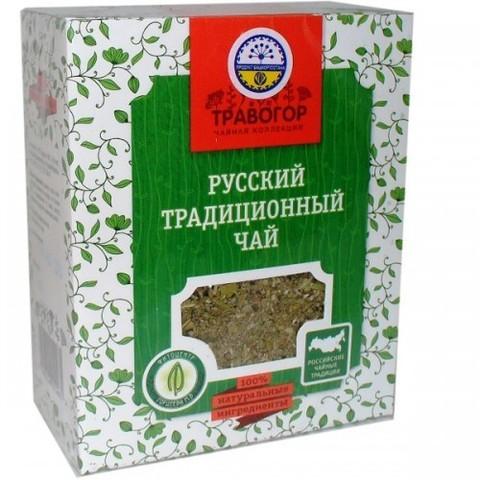 Русский традиционный чай, 60г, кор. (ИП Гордеев М.В.)