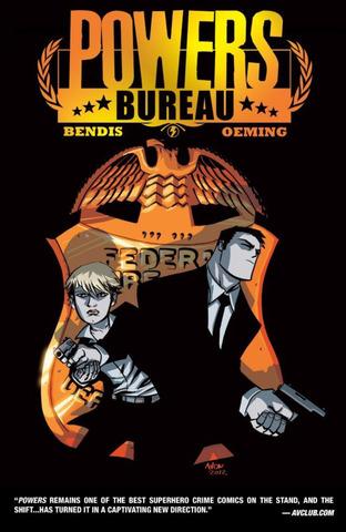 Powers: Bureau TPB #1 Undercover