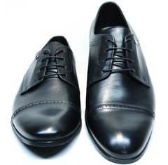Мужские классические туфли Икос 2235-1 black
