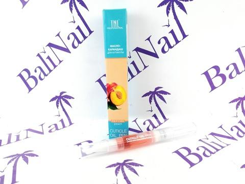 TNL Масло-карандаш для кутикулы (персик) 5 мл.