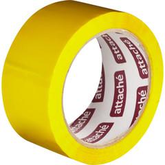 Клейкая лента упаковочная ATTACHE 48мм х 66м 45мкм желтый
