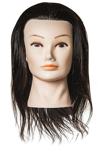Манекен учебный с длиной волос 40-45см