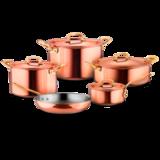Набор посуды Gustibus 5 предметов, артикул GUSTIBUS-5, производитель - Ruffoni