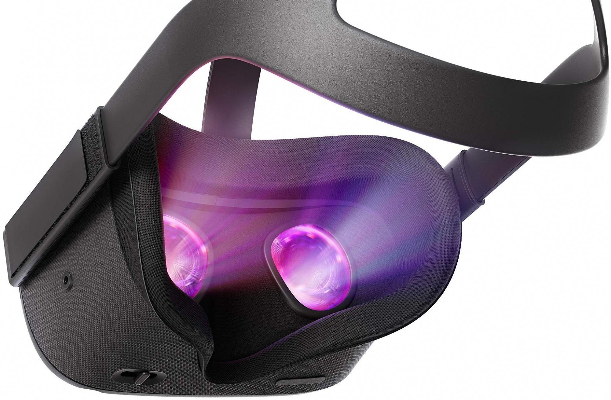 Шлем виртуальной реальности Oculus Quest 64 GB